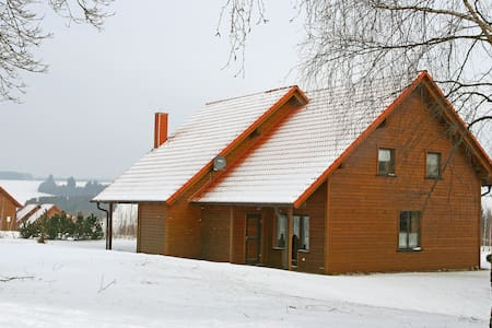 3-room semi-detached house 78 m² Reihenhaus Funke in Hasselfelde - Hasselfelde - Radhus