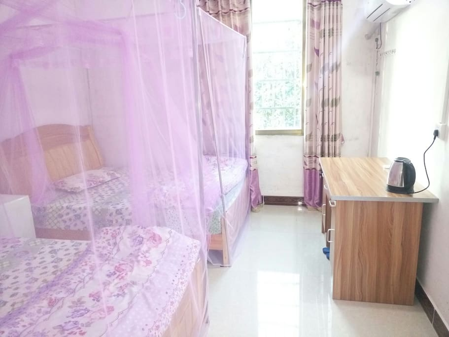 民宿房间图片