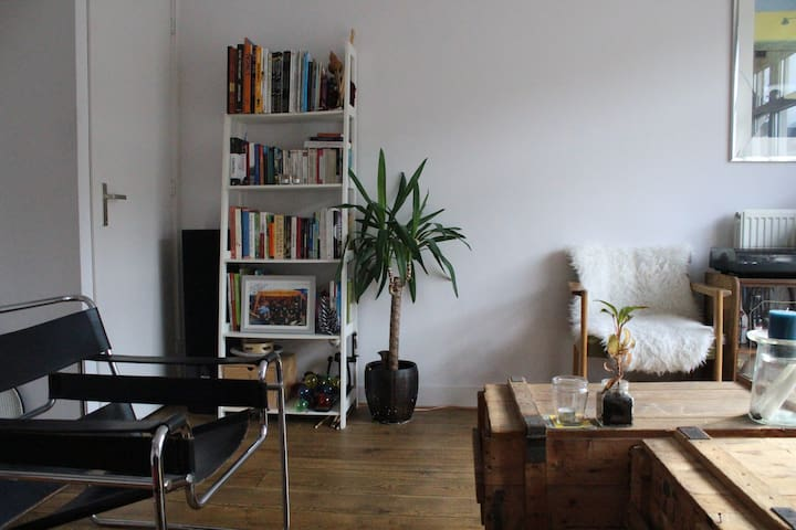 Cosy & light apartment in lovely East