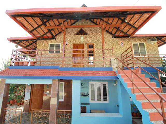 OYO-Cosy 1BHK Homestay in Coorg (Lowest Priced)⬇