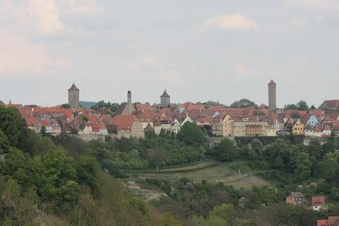 Ferienwohnung in Rothenburg ob der Tauber