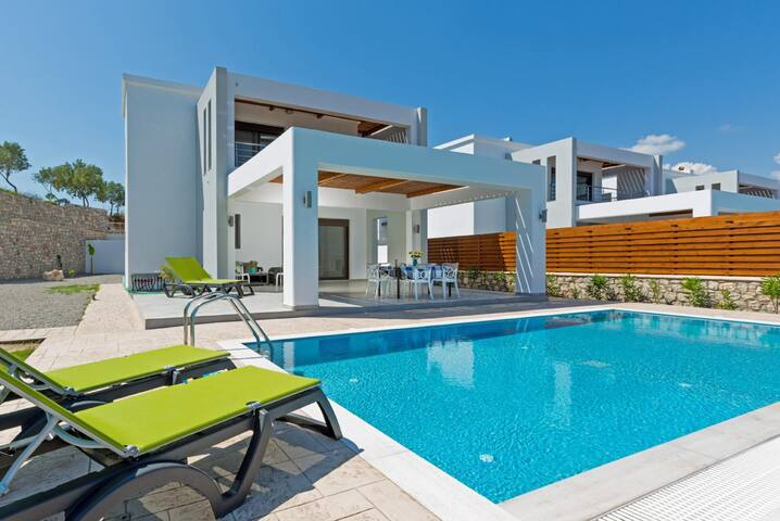Villa Aris - Rhodes
