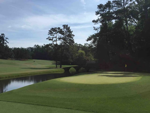 Closest housing to the 2020 Masters tournament!!