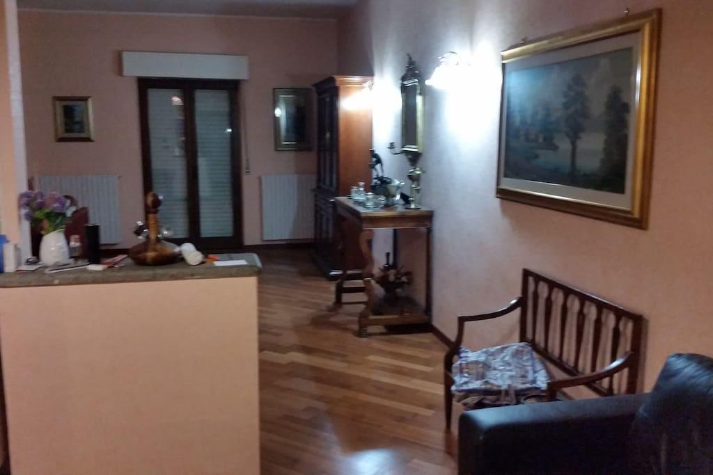 Angolo salotto