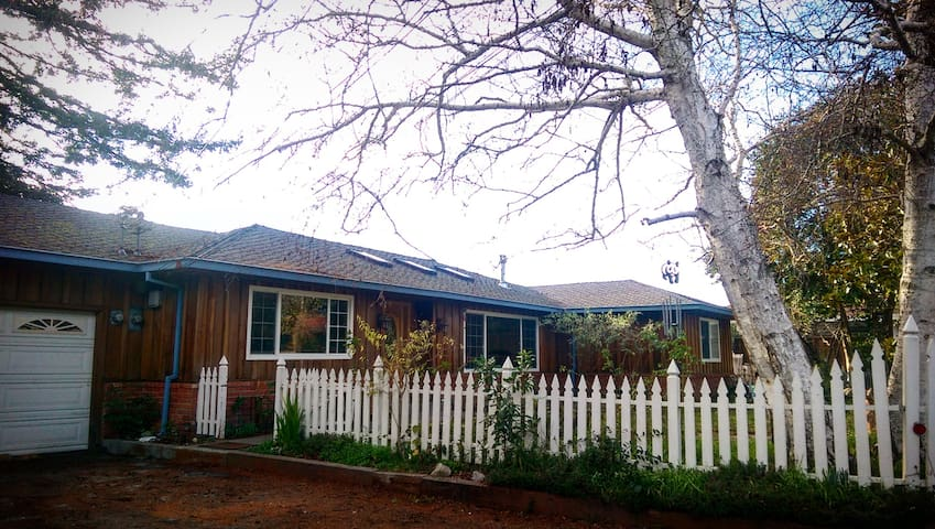 Spacious, Peaceful,  Perfect - Scotts Valley - Huis