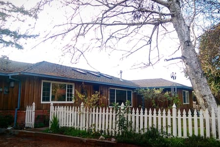 Spacious, Peaceful,  Perfect - Scotts Valley - Casa