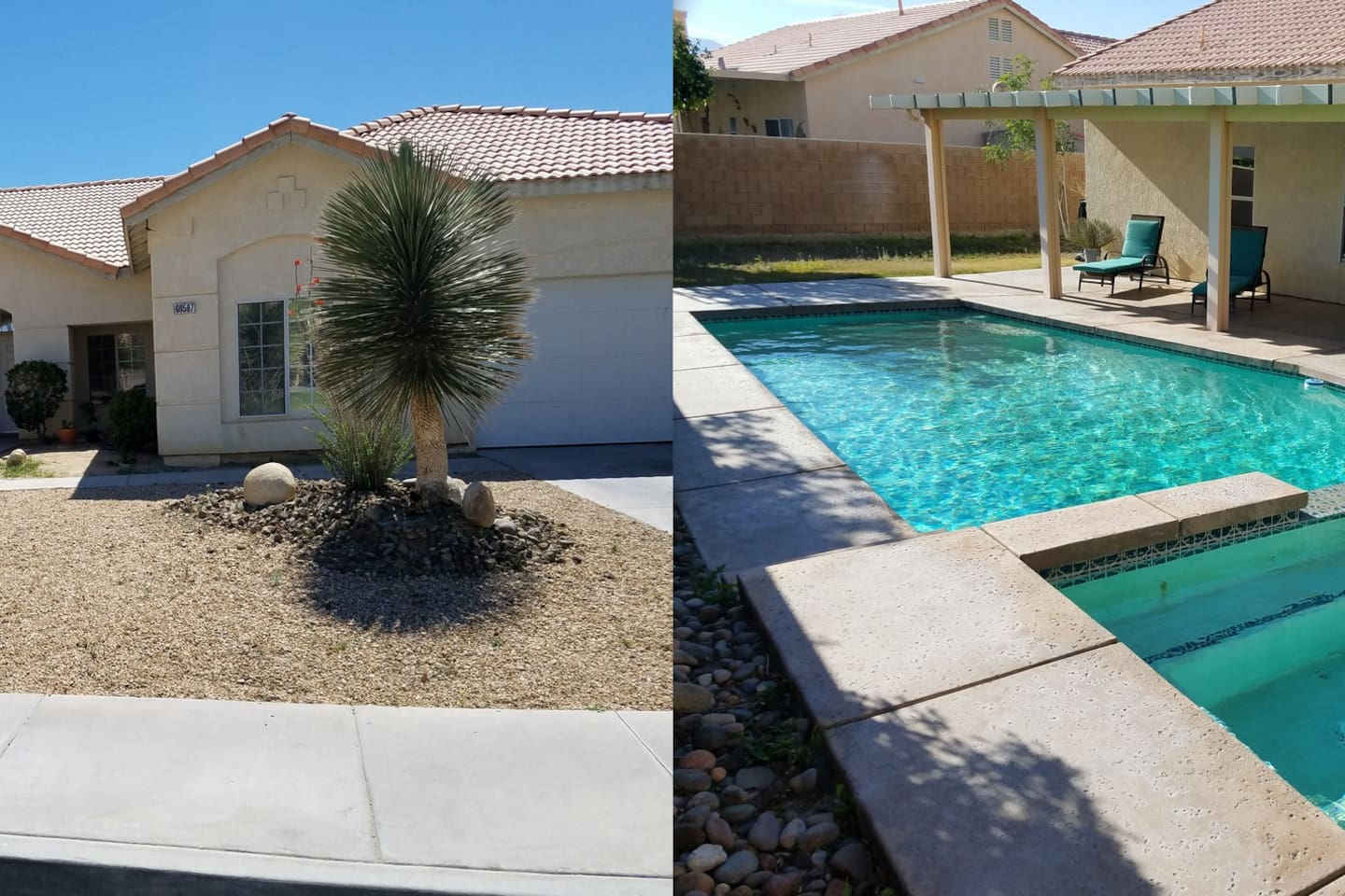 Sunny and spacious entire house with pool+jacuzzi - Houses for Rent ...