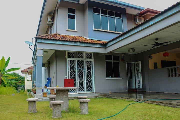 Galaxy Homestay Malacca