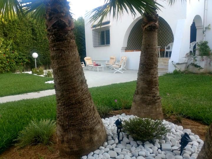 Villa Bougainvilliers - Hamamet
