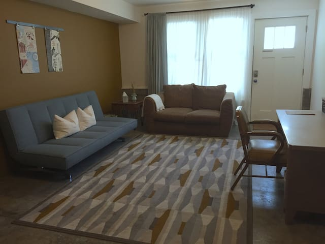 The Storehouse: a private suite
