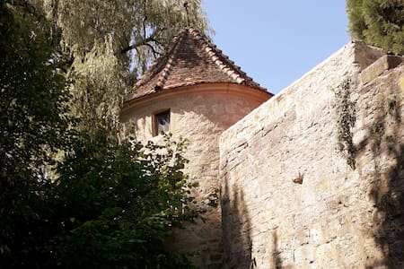 old tower