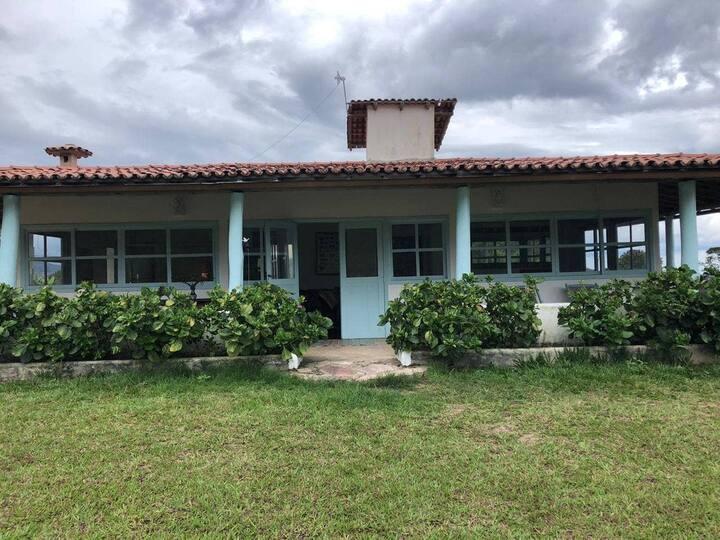 Casa de Campo - Chapada Diamantina | BAcs01