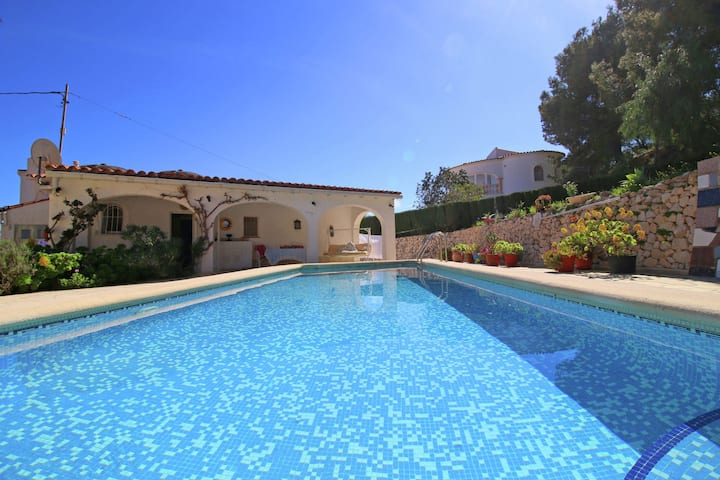 Beautiful Holiday Home in Calpe with Private Pool