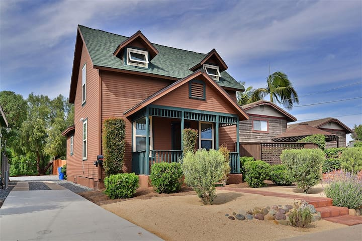 3 BD 2 BA VICTORIAN HOME CLOSE TO EVERYTHING - Chula Vista - Hus