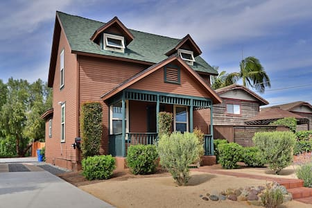 3 BD 2 BA VICTORIAN HOME IN DOWNTOWN CHULA VISTA - Chula Vista
