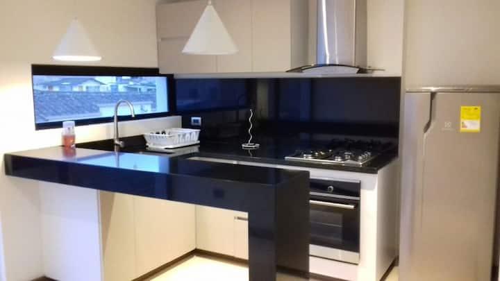Aparta-estudio 401, Pasto. Airbnb Plus