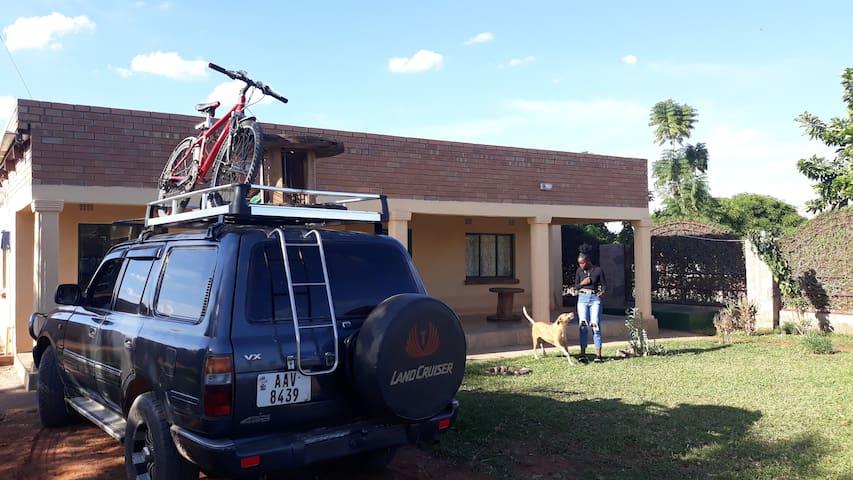 Kalibu Cottage Livingstone