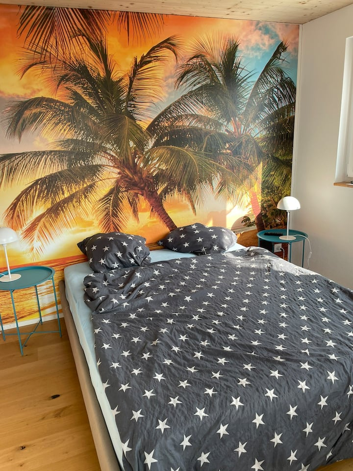 AirBnB Kulm Privatzimmer in AirBnB Wohnung