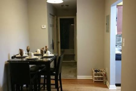 Cozy Apartment near Towson University & Baltimore - Nottingham