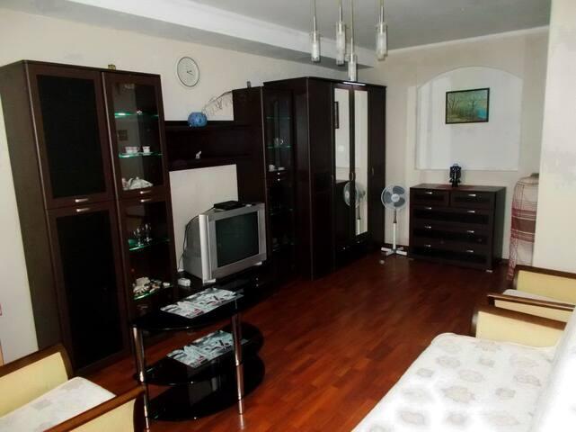 Комфортабельная 1 ком кв в центре Тамбова - Tambov - Apartamento