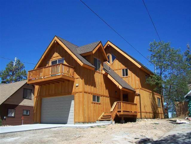 The Fox Paw - Beautifully furnished! - Big Bear Lake - Rumah
