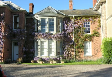 Apartment at Historic Old Rectory - Stoke Lacy - Apartamento