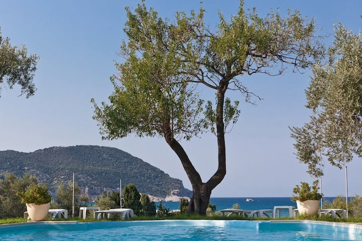 Del Sol Skopelos.Panoramic 2 bedroom apartments