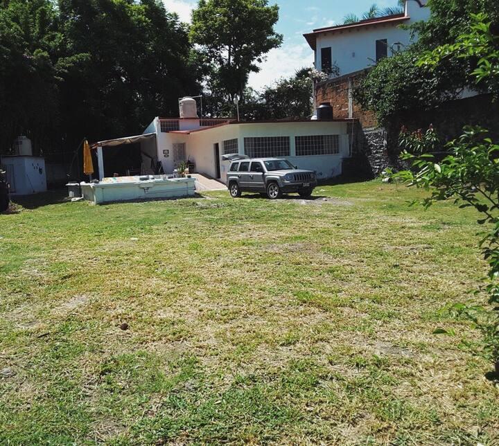 CASA CANELA (casa sola con alberca)