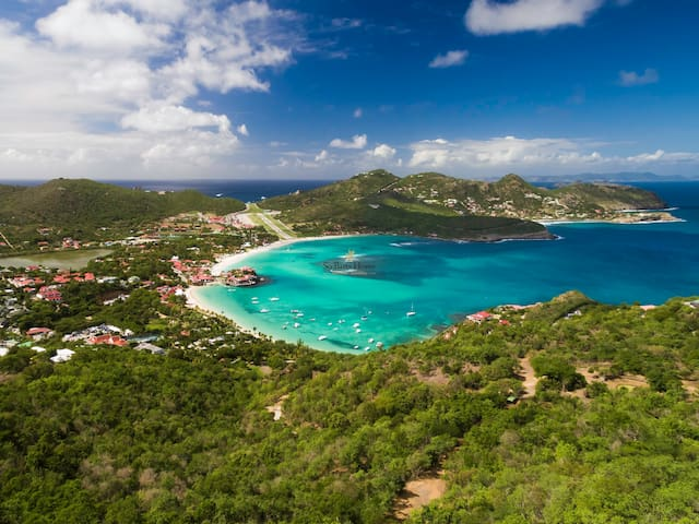 Pretty and comfortable 1 bedroom Apartment, Pool - Saint Barthélemy - Lägenhet