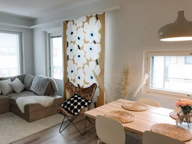 cozy private apartment in the city center