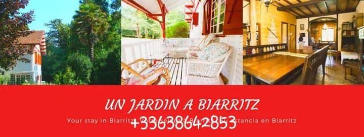 Biarritz Océan chambre semaine mois