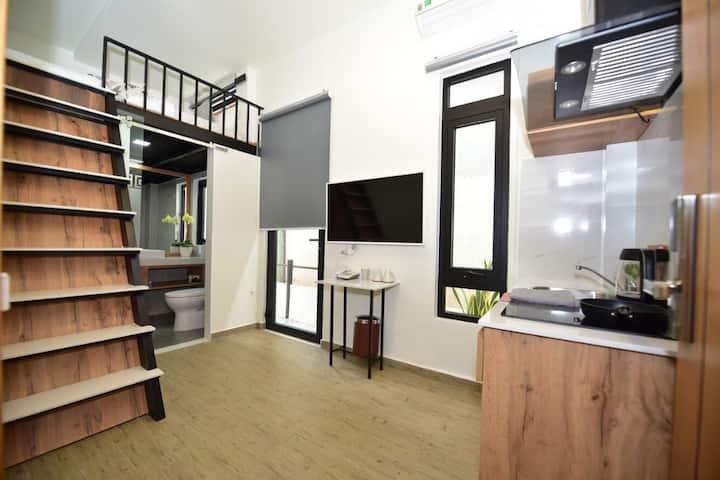 MAGNOLIA's The Loft Studio @ Can Tho Wharf
