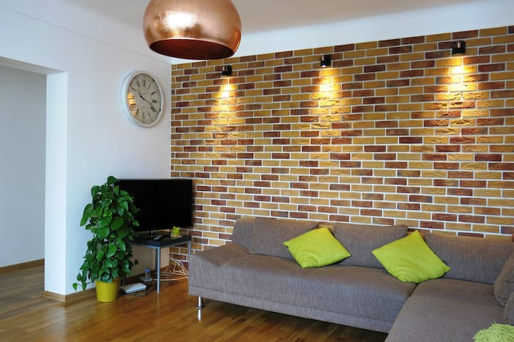Nice 90m2 fresh renovated apartment - Luxemburg - Appartement
