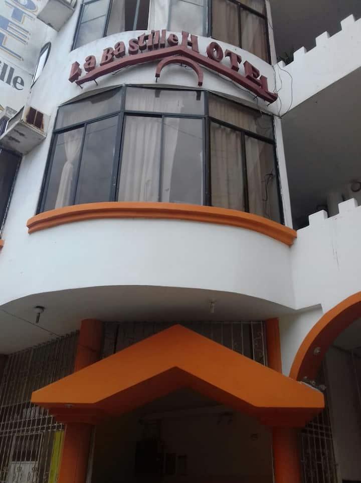 Hotel La Bastille en Atacames-Esmeraldas-Ecuador
