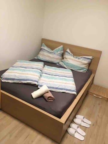 Bedroom (private area)