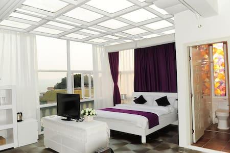 两款无敌海景房2选1 -带阳台浴缸的需补120元-- 珍藏美景和故事的临海院墅 - 厦门 - Villa