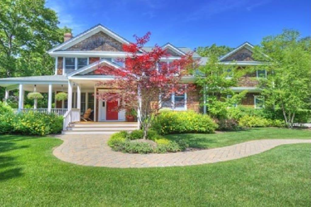 Private, beautiful home
