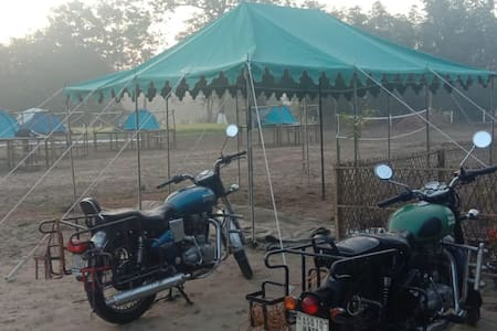 DT2 Kodom Bari Retreat, Kaziranga (Happy Camping)