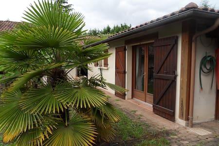 Studio indépendant entouré de pins - Saint Vincent de Paul