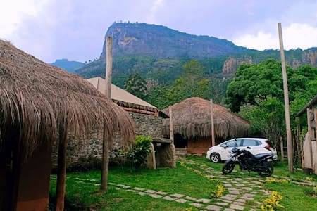 Room in an eco friendly resort  at Kanthalloor