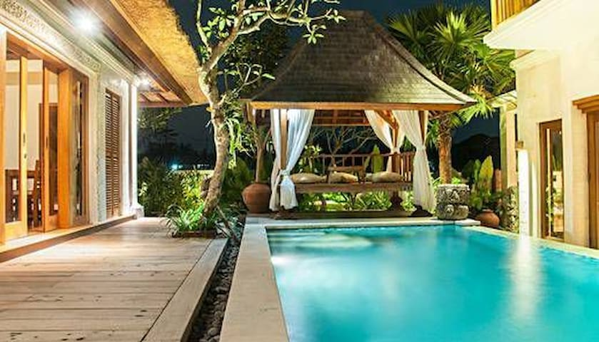 Ubud vacation 3 br private pool
