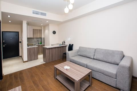 One bedroom apartment at Buzand 17