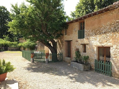 Les Trois Piliers, stylish, tranquil and private