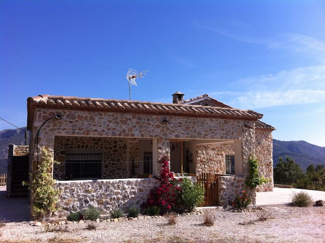 Country house near Guadalest - El Castell de Guadalest - House