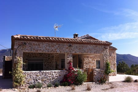 Country house near Guadalest - El Castell de Guadalest