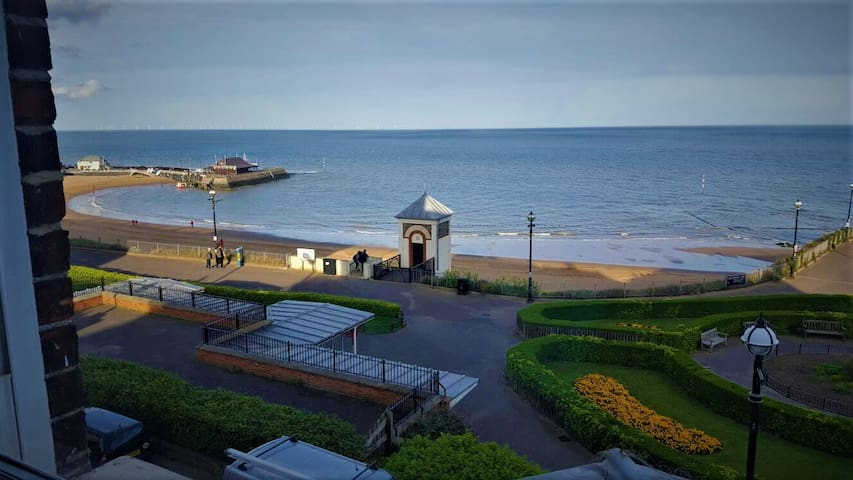A Viking Bay View, Broadstairs - 布羅德斯泰(Broadstairs) - 公寓