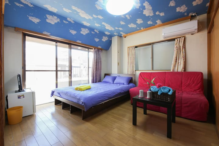 浅草浅草寺徒歩3分#402 - Taitō-ku - Wohnung