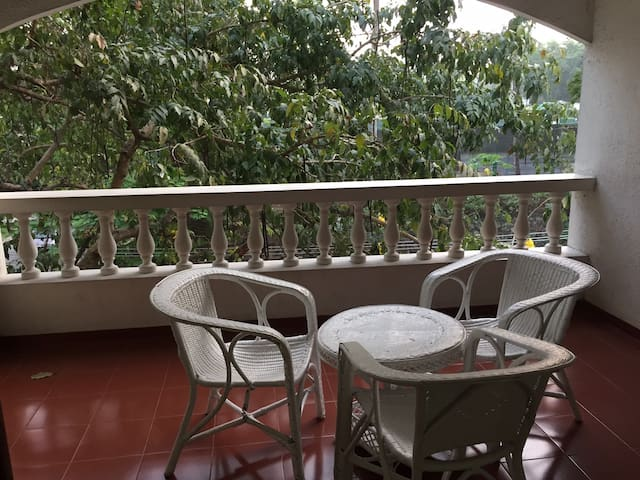 Matchpoint, a home away from home at Kawdiar - Thiruvananthapuram - House