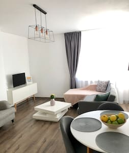 Brand new flat close to Baile Felix and Nymphaea