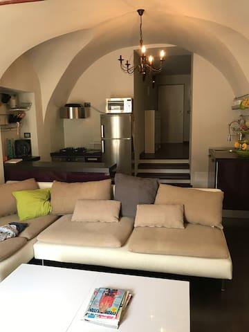 Moderno appartamento - Airole - Huoneisto
